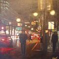 Night Life 2 by Victoria Heryet