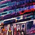 Night Lights Of London by Alex Galkin
