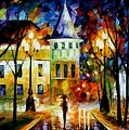 Night Magic by Leonid Afremov