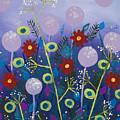 Night Meadow by Teodora Totorean