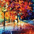 Night New Original by Leonid Afremov