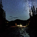 Night On The Blue River by Cat Connor
