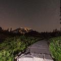 Night Path by Kristopher Schoenleber