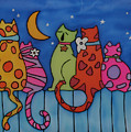 Night Singers   by Tatiana  Antsiferova