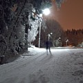 Night Skiing by Sami Tiainen