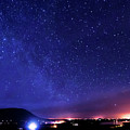 Night Sky Over County Mayo by Michael Kinsella
