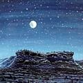Night Solitude by Santiago Chavez