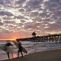 Night Surfing by Gary Zuercher