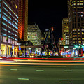 Night Time In The D by Troy Priebe