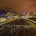 Night Train by Franz Zarda