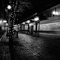 Night Train by Peter Ramirez