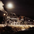 Night Train by Werner Rolli