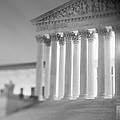 Night Us Supreme Court Washington Dc by Panoramic Images