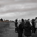 Night Vision Ghost Story In Bradgate Park. by Linsey Williams
