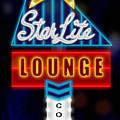 Nightclub Sign Starlite Lounge by Shari Warren