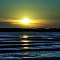 Nightfall At The Shore by Judy Tomlinson