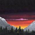 Nightfall by Bill Richards