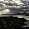 Nightfall Isle Of Harris by Fran Gallogly
