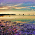 Nightfall On The Bay by HH Photography of Florida