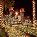 Nights Of Lights, Lightner Museum by Stacey Sather