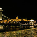 Nightscape On The Danube by Lisa Lemmons-Powers