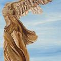 Nike Goddess Of Victory by Ashley Baldwin