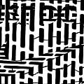 Nike Maze by Yonatan Frimer Maze Artist