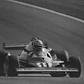 Niki Lauda. 1977 French Grand Prix by Oleg Konin