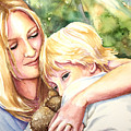 Nikki And Xander by Patricia Allingham Carlson