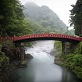 Nikko Shin-kyo Bridge by Sam Garcia