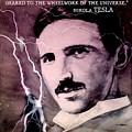 Nikola Tesla - Quote by Richard Tito