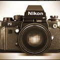 Nikon F3 Hp by Mike McGlothlen