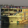 Nile Cruise Ship by John Malone