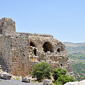 Nimrod Fortress National Park  by Shay Levy