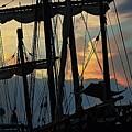 Nina Replica Masts by Colleen Fox