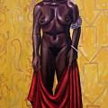 Nina Sea Line Woman by Malik Seneferu