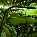 Nineteen Eighteen Harley Davidson by Jeff Swan