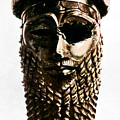Nineveh: Bronze Head by Granger