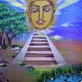Buddha by Ivy Sharma
