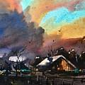 Niwot Colorado 2 by Ugljesa Janjic