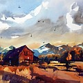Niwot Colorado 3 by Ugljesa Janjic