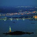Nj Shipyard Sunset by S Paul Sahm