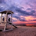 No 4 In The Pink Sky by Michael Thomas
