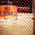 No Admittance by Carolyn Marshall
