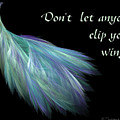 Wings by Suzanne Schaefer