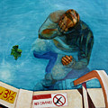 No Diving by Gideon Cohn