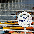 No Fishing   A World Of Words Series by Mark Hendrickson
