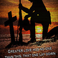 No Greater Love by Carolyn Marshall