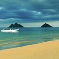 No Man Is An Island by Kristine Merc