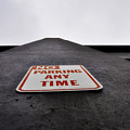 No Parking Any Time by Pelo Blanco Photo